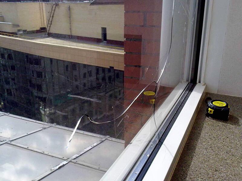 Как поменять стеклопакет в пластиковом окне замеры
