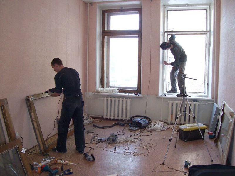 Ремонт и восстановление деревянных окон причины