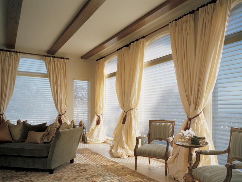 Как оформить окно в гостиной расчеты