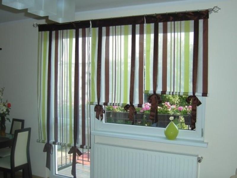 Шторы на окна с балконной дверью что учесть