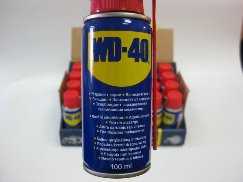 Чем очистить пластиковое окно от скотча wd-40