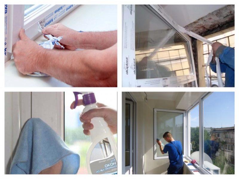Чем очистить пластиковое окно от скотча проблема