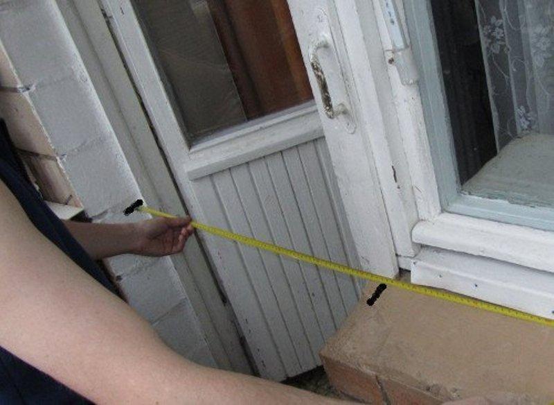 Как замерить окно для установки самостоятельно